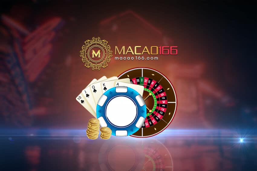 Macao166 – The Best Live Casino