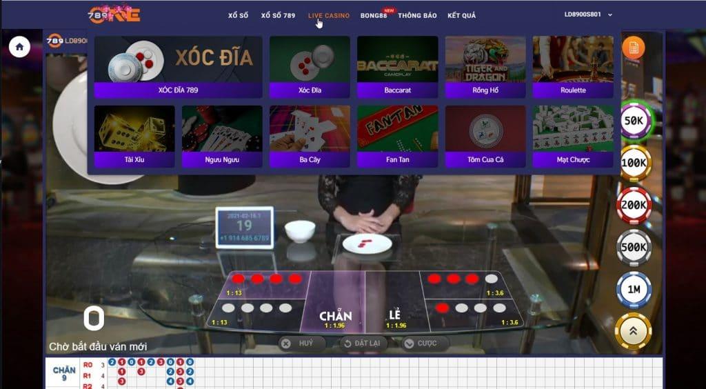 Casino One789