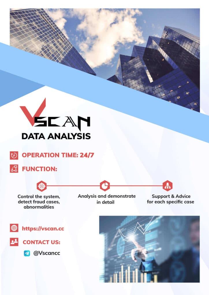 VScan - The leading EGames data analysis service